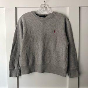 Ralph Lauren Sport Crew Neck Pullover Sweatshirt
